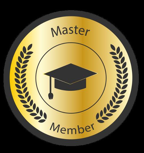 Master Badge-500